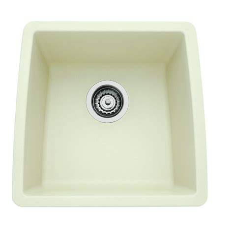 Blanco Bar Sinks by Blanco Performa Undermount Composite 17 In Single Bowl