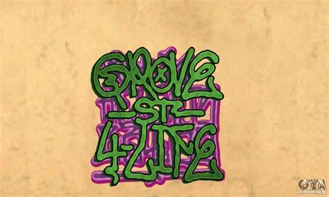 graffiti   walls  gta san andreas
