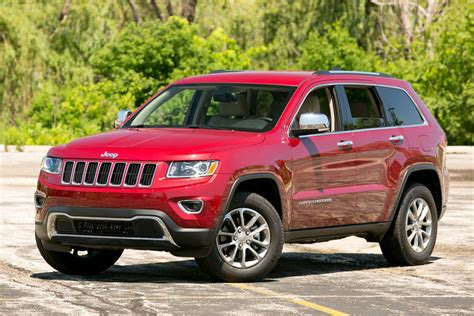 2014 Jeep Grand Length 2014 Jeep Grand Specs Pictures Trims Colors