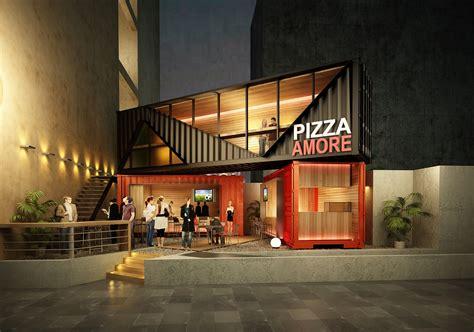Diseno 3d Online pizza amore tare arquitectos