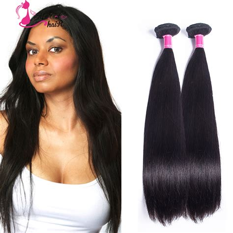 aliexpress weaves best grade 7a indian virgin straight hair 2pc lot natural