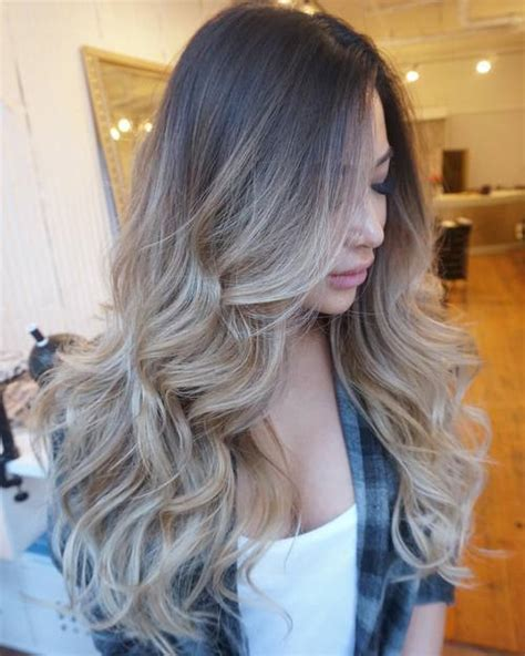 how to do ash ombre highlight on hair 40 glamorous ash blonde and silver ombre hairstyles page