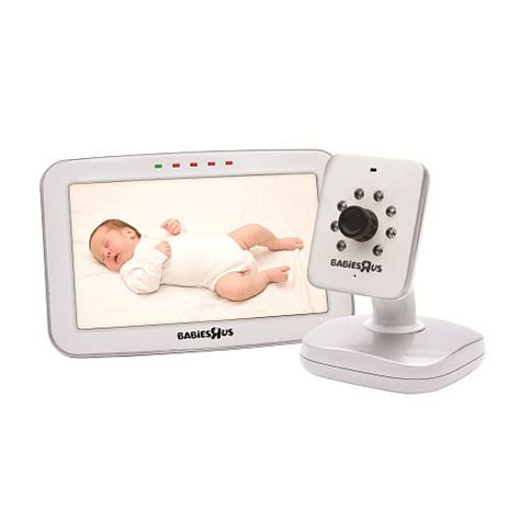 baby monitors babies r us babies r us view color 5 quot monitor babies r