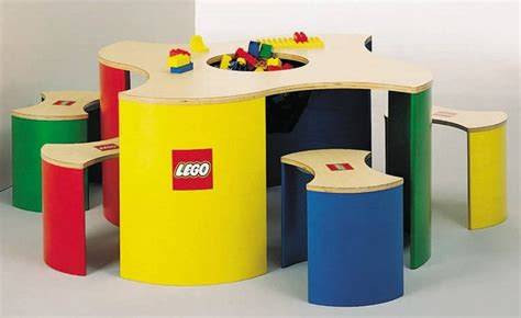 Play Desk For Kids Table Lego Duplo