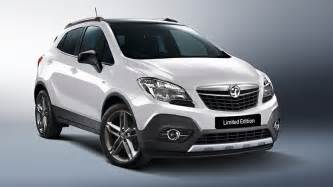 Vauxhall Limited Edition Vauxhall Mokka Limited Edition Vauxhall