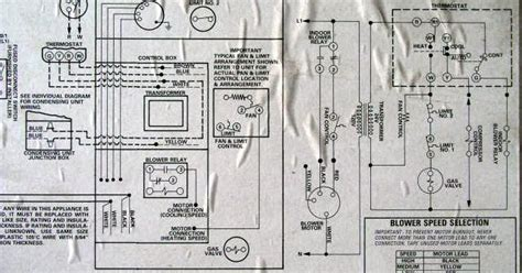 typical furnace wiring diagram