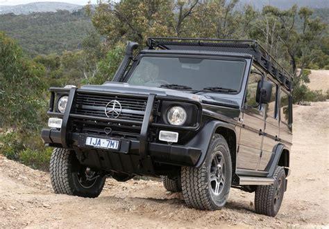 mercedes g wagon mercedes benz g 300 cdi wagon dual cab announced for