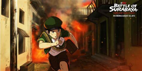 film animasi perang walt disney distribusikan film animasi battle of surabaya