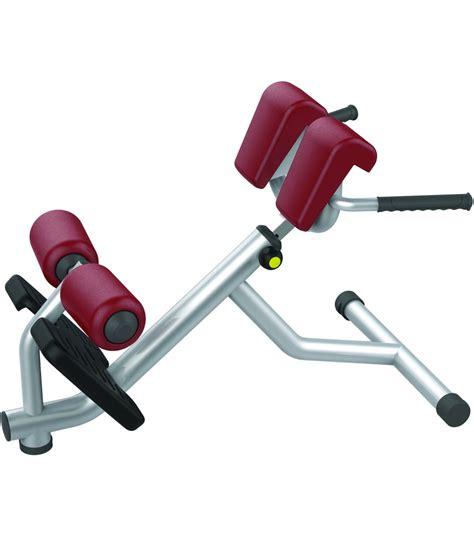 Banc De Musculation Lombaire by Banc De Musculation Professionnel Lombaire Inclin 233 Care
