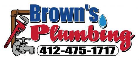 brown s plumbing llc oakdale pa 15071 412 475 1717