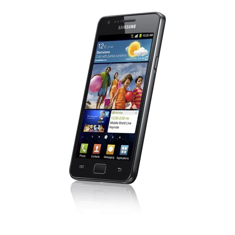 samsung galaxy 2 samsung galaxy s ii launched telecompk