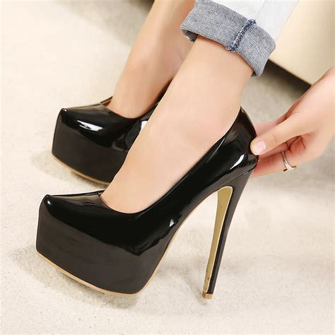large high heels 2014 new high heels large size shoes for