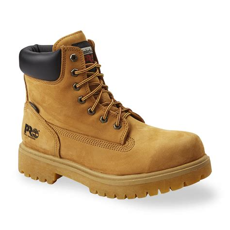 boots for mens work timberland pro s direct attach 6 quot waterproof insulated