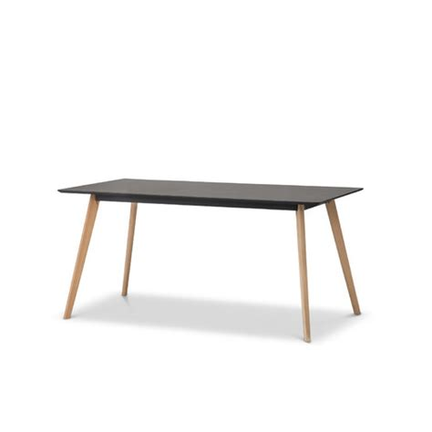 Scandi Dining Table Continental Designs Scandi Dining Table Reviews Temple Webster