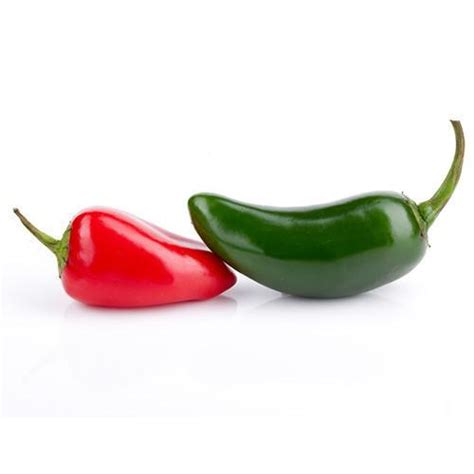 Jalapeno Pepper 10 Seeds 1 Pack Maica Leaf chillies jalapeno fresh each harris farm markets