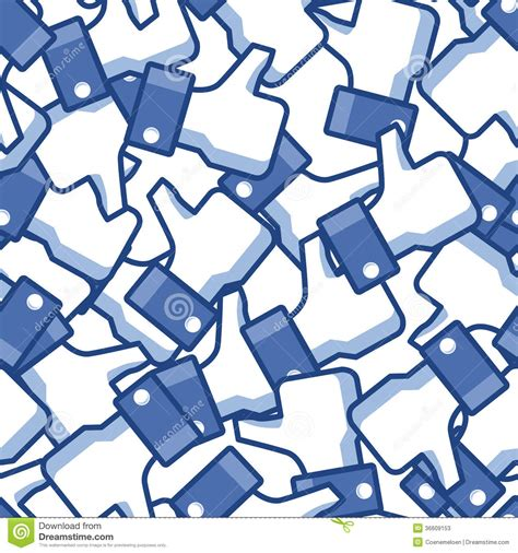 design background facebook page seamless facebook thumb background editorial stock photo