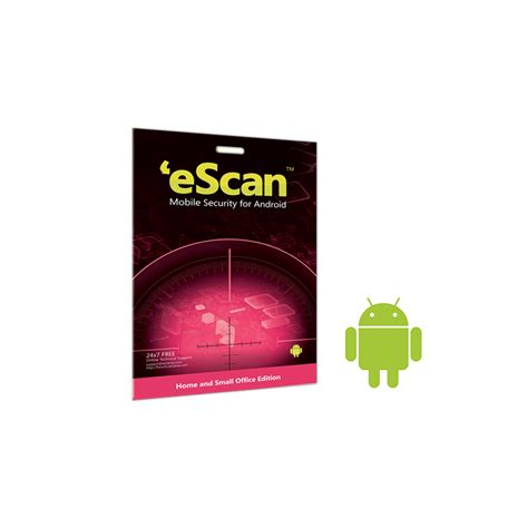 antivirus android mobile escan mobile virus security for android electronic license