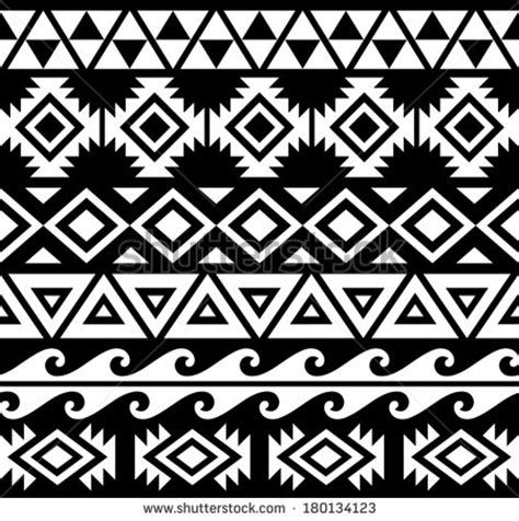 tribal pattern black tribal pattern stock photos images pictures shutterstock