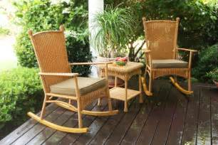 Inexpensive Patio Chairs Inexpensive Outdoor Rattan Rocking Chairs For Patio With