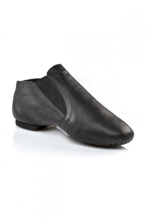 capezio slip on jazz ankle boot cg05