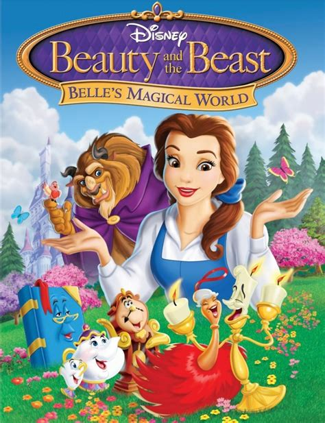and the beast 3 s magical world 1998 s magical world dvd release date