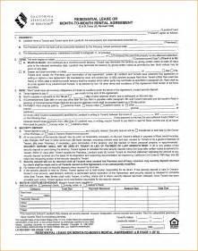 Lease California 7 Rental Agreement California Printable Receipt