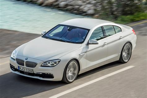 bmw 6 gran coupe 2017 bmw 6 series gran coupe photos informations
