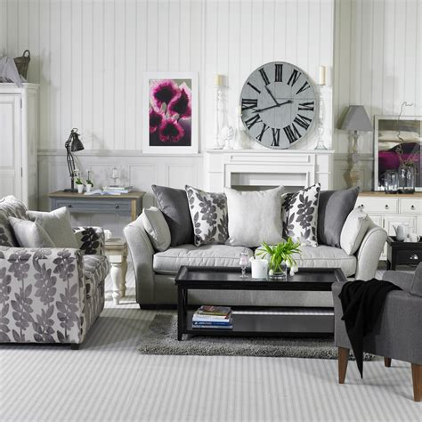 Living Room And Gray Color Schemes With Gray On Gray Living Rooms