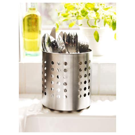 ordning ikea ordning cutlery stand stainless steel 13 5 cm ikea