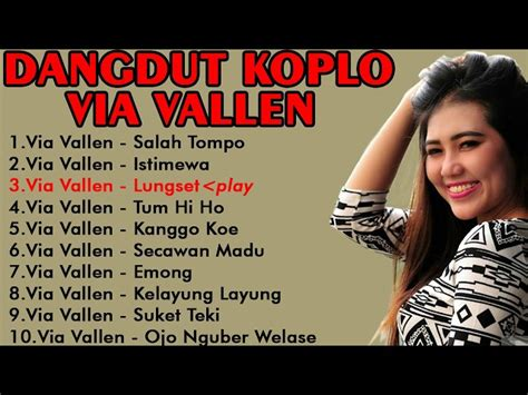 download mp3 via vallen dangdut jamaika dangdut koplo via vallen full album 2017 mp3fordfiesta com