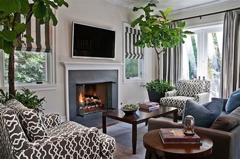 living room trees say goodbye to artificial plants and put a fig tree in every room