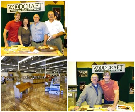 woodcraft presents woodworking  america show