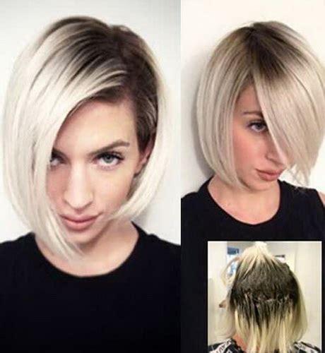 cortes de moda 2016 para mujeres cortes de pelo corto de moda 2016