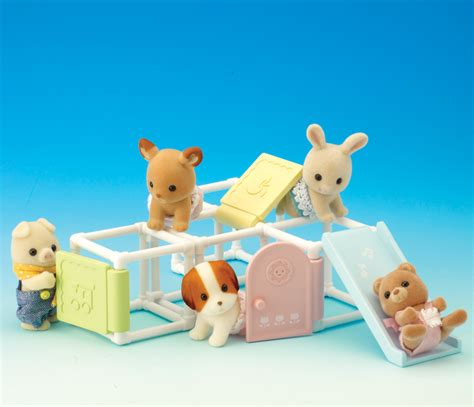 Sylvanian Families Baby Jungle 5025 buy baby jungle sylvanian families