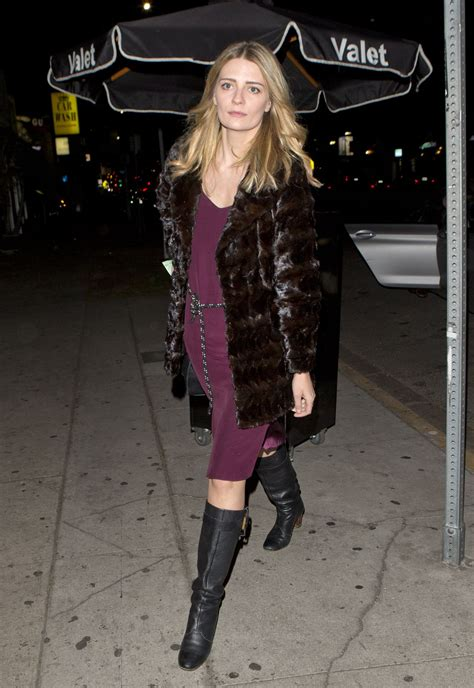 Fashion Mischa Barton by Mischa Barton Out Style At The In West