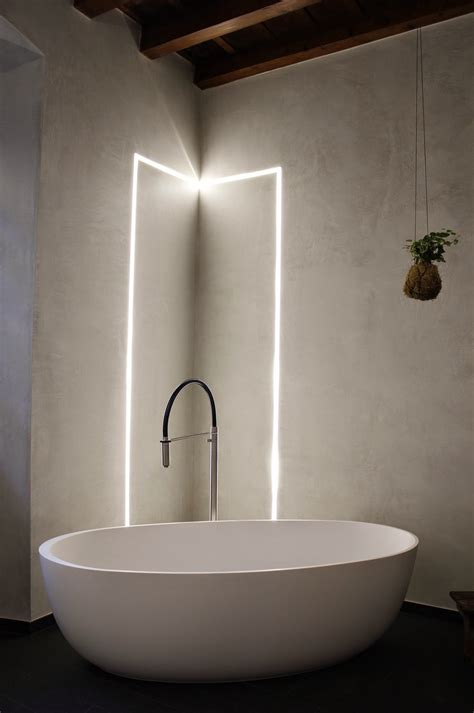 led bathroom wall lights for primary source of light