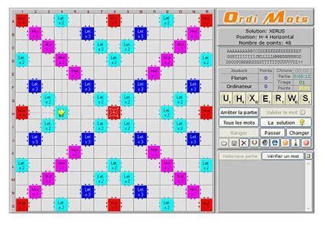 scrabble francais en ligne scrabble gratuit en ligne