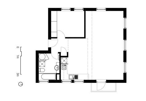 asian house designs and floor plans two apartments in modern minimalist japanese style