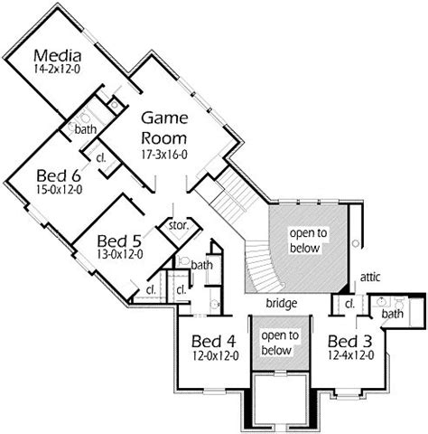 cul de sac floor plans cul de sac lot home house plans pinterest house
