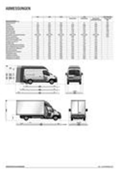 schiebetür 2 m breit renault neuer master kastenwagen preisliste februar 2015