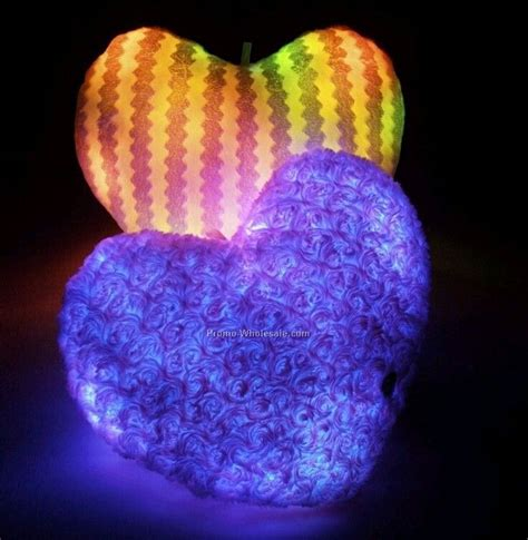 image gallery light up pillow