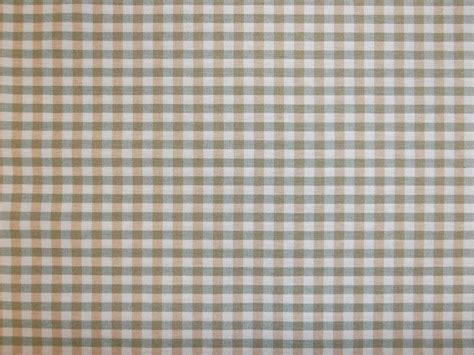 width of fabric for curtains style oxford green cream beige check gingham double width