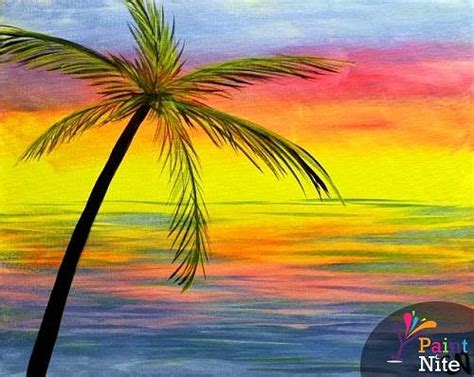 paint nite palm springs groupon paint nite sunset palm