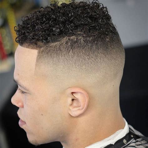 s curl with the a fade s curl fade haircut find hairstyle