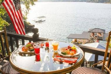 smith lake bed and breakfast 25 best weekend getaways places to visit in alabama