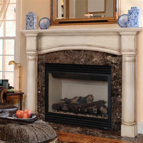 pearl mantels pearl mantels princeton fireplace mantel surround