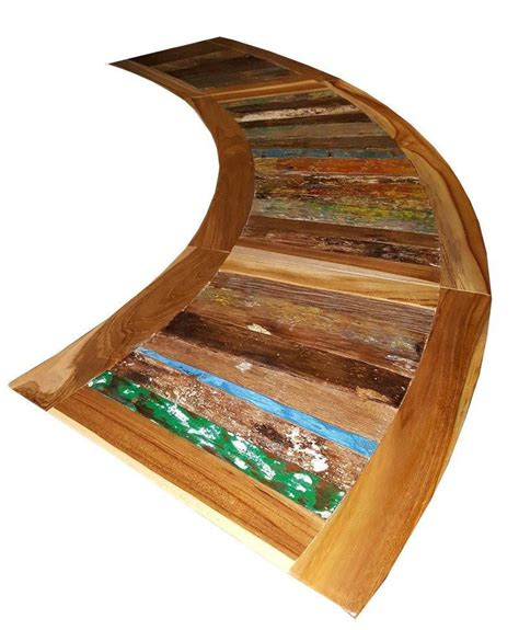 boat furniture outlet folding bar made from recycled teak wood boats la place