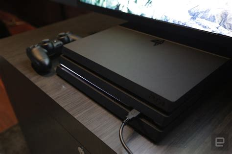 playstation ps4 playstation 4 pro look amazing but don t expect real 4k