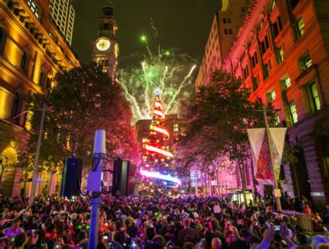 martin place christmas concert tree lighting what s on