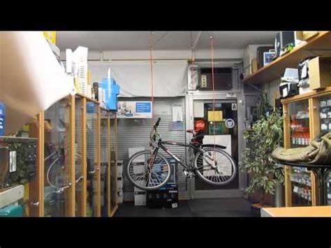 Der Decke by Fahrrad St 228 Nder 2 2 Unter Der Decke Mit Seilzug Und